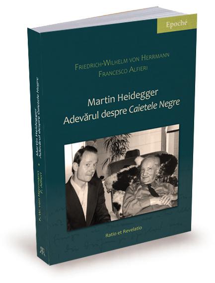 """Martin Heidegger. Adevărul despre """"Caietele negre"""" Book Cover"""